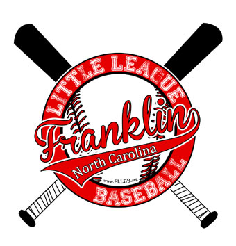 Franklin Little League Baseball Logo