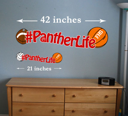#PantherLife Graphics