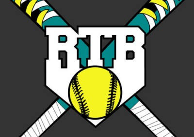 RTB Travel Softball Team Logo