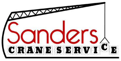 Sanders Crane Service Logo