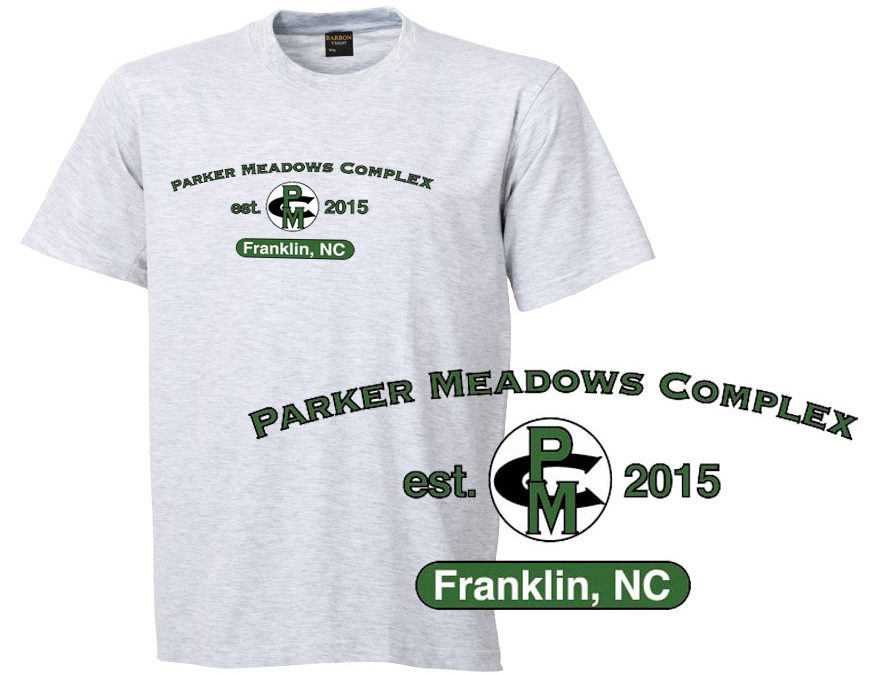 Parker Meadows Complex Baseball T-shirt