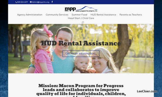 Macon Program for Progress