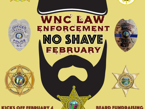 WNC Law Enforcement No Shave February