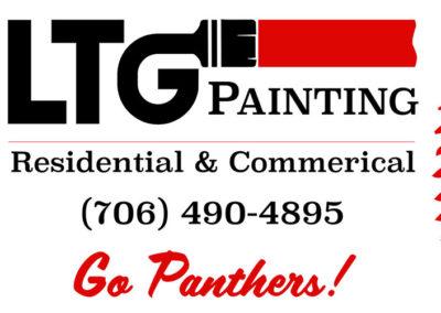 LTG Painting Sign