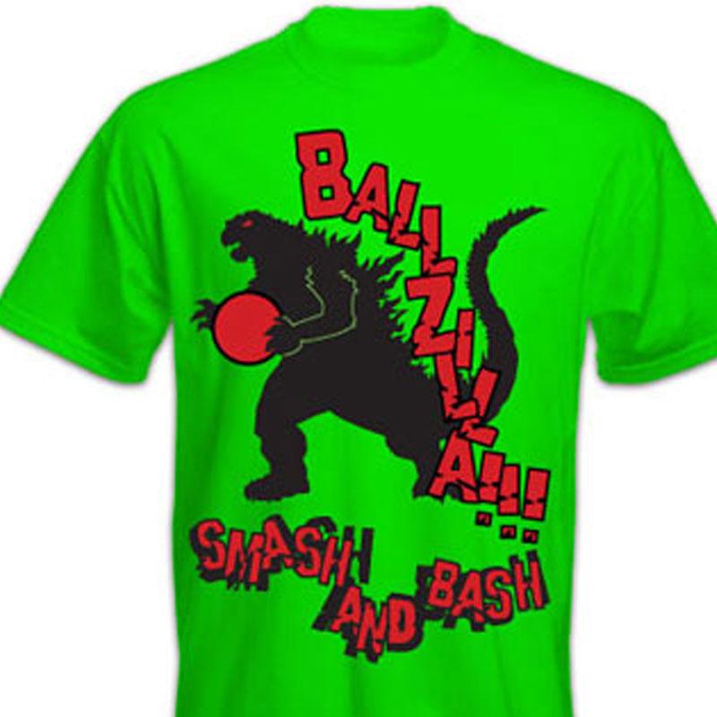 Ballzilla Tee