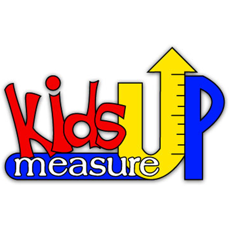 Kids Measure Up Growth Charts Logo