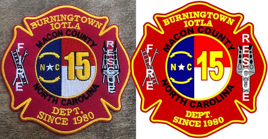 burningtown iotla fire department